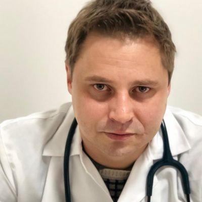 Clínico Geral Santa Maria - Dr. Fernando Karlinski Ribas