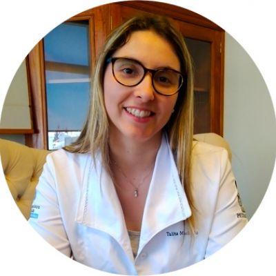 Pediatra Pelotas - Dra. Talita Faria Machado