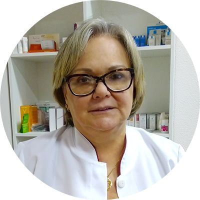Dermatologistas em Pelotas - Dra. Elisa Lisete Leivas Proto