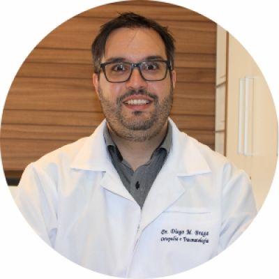 Ortopedista Pelotas - Dr. Diogo Maronas Braga