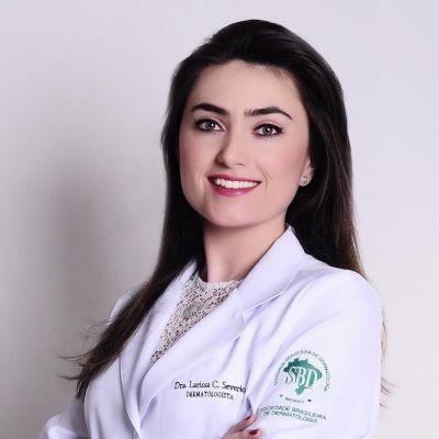 Dermatologistas em Pelotas - Dra. Larissa Carvalho Severico