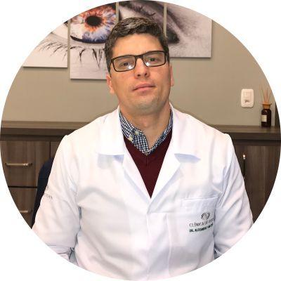 Oftalmologista Pelotas - Dr. Alexandre Ost Van Gysel