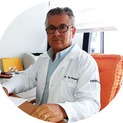 Dr. Luiz Braganca de Moraes - Santa Maria