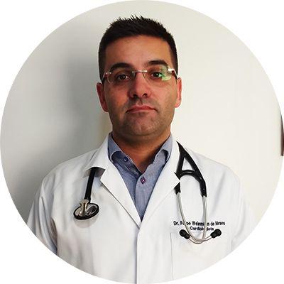Cardiologista Santa Maria - Dr. Felipe Weinmann de Moraes