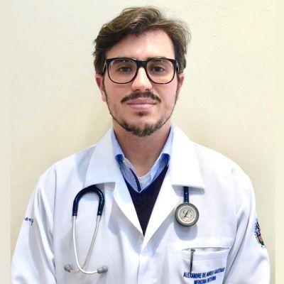 Clínico Geral Pelotas - Dr. Alexandre de Abreu Gastaud