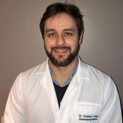 Otorrino Pelotas - Dr. Gustavo Pereira Lima Lang