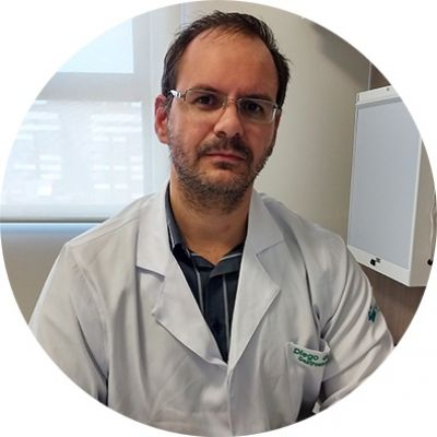 Gastroenterologista Santa Maria - Dr. Diego Michelon de Carli