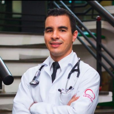 Cardiologista Santa Maria - Dr. Gustavo Costa Motta