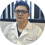 Gastroenterologista Pelotas - Dr. Pablo Tiago Rodrigues Gonçalves