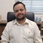 Ortopedista e traumatologista Londrina - Dr. Alexandre Henrique Aranda de Mattos
